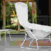Harry Bertoia for Knoll Bird Chair and Ottoman $2100