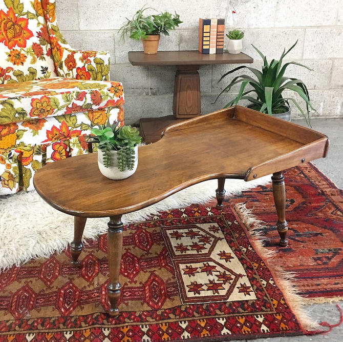 LOCAL PICKUP ONLY ------------ Vintage Coffee Table by RetrospectVintage215
