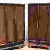 Pair Of Gentleman Dressers By Brown-Saltman