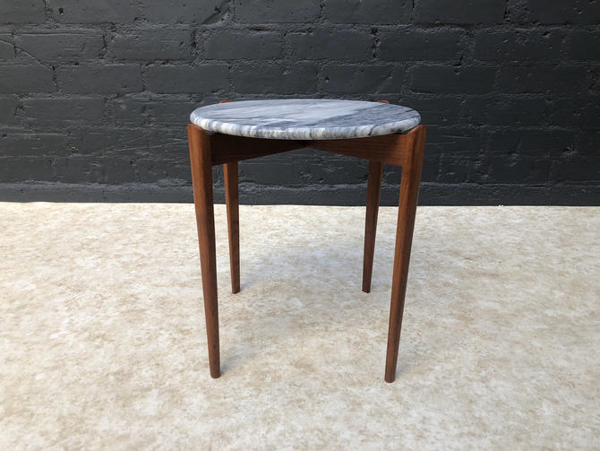 Vintage Teak Side Table by VintageSupplyLA