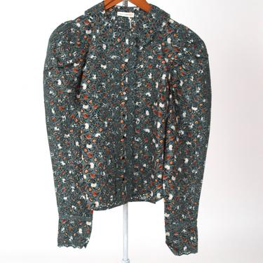 The Sage Blouse - Dragonfly