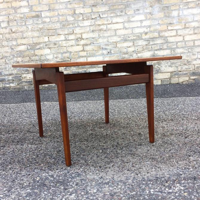 Jens Risom Design Floating Top Accent Tables