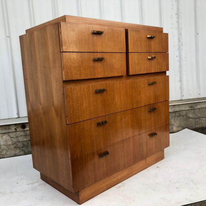 Mid-Century Modern Bedroom Dresser by American of Martinsville by secondhandstory