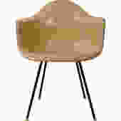 Authentic Eames Shell Chair by Herman Miller c. 1972