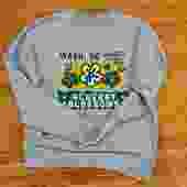 Go-Go Cherry Blossom Crewneck Sweatshirt
