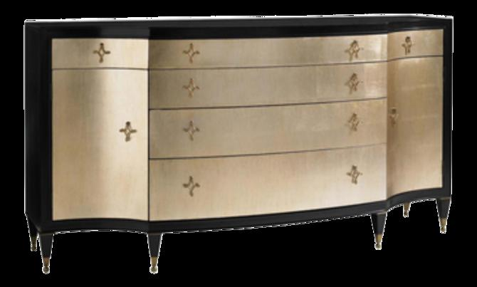 Caracole Modern Opposites Attract Dresser