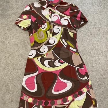 Pucci Golfer Mini Dress