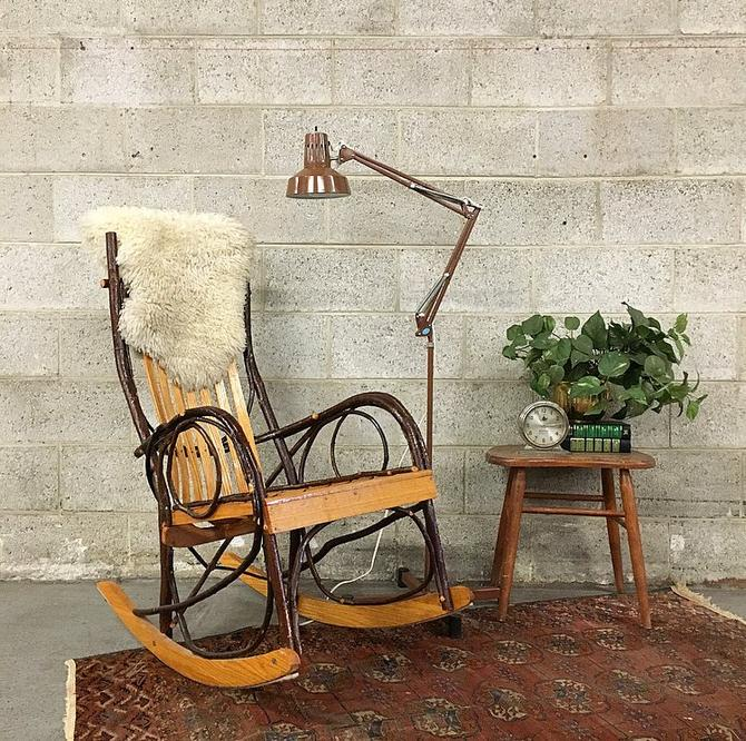 LOCAL PICKUP ONLY Vintage Rocking Chair