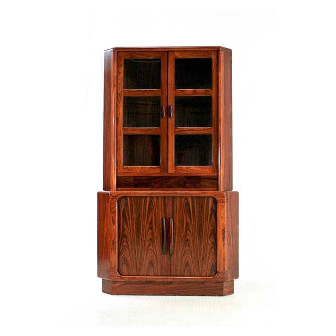 Mid Century China Cabinet by Dyrlund of Denmark by SputnikFurnitureLLC
