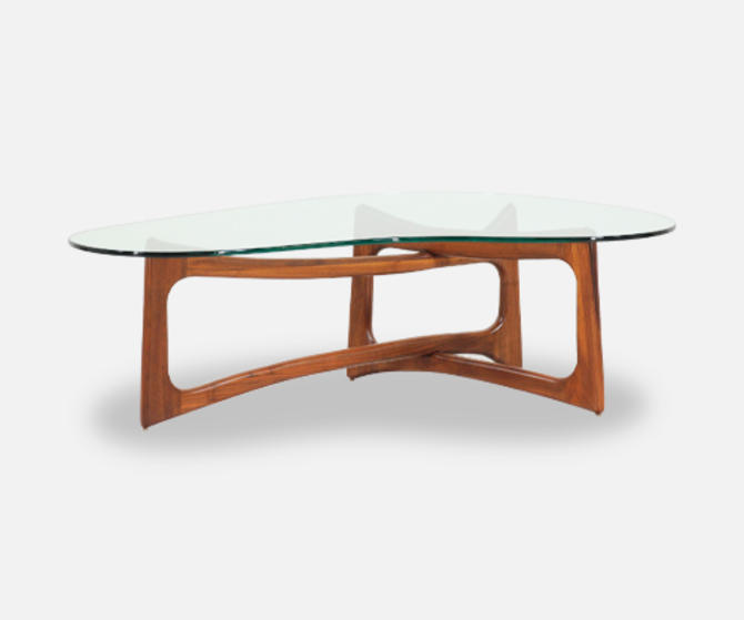 Adrian Pearsall Coffee Table 2450-TK Cofeee Table for Craft Associates