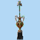 Classical Brass Table Lamp