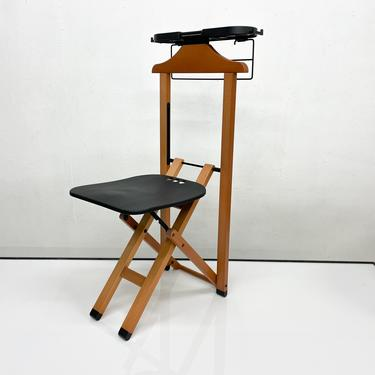 Foppapedretti Suite Valet Stand Chair Italian Modern by AMBIANIC