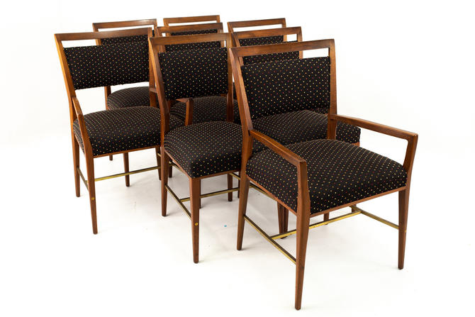 Paul McCobb For Calvin Group Mid Century Dining Chairs - Set of 8 - mcm by ModernHill