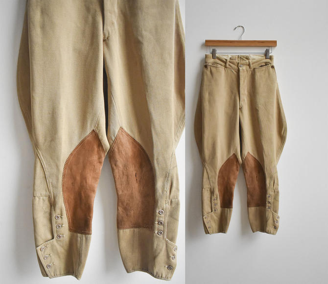 Vintage Riding Pants Jodhpurs by milkandice