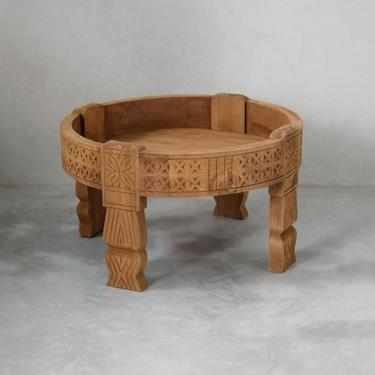Moroccan Chakki Table by CangguHome