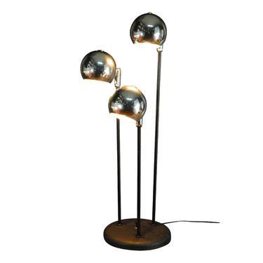 Sonneman Three Head Articulated Desk Lamp