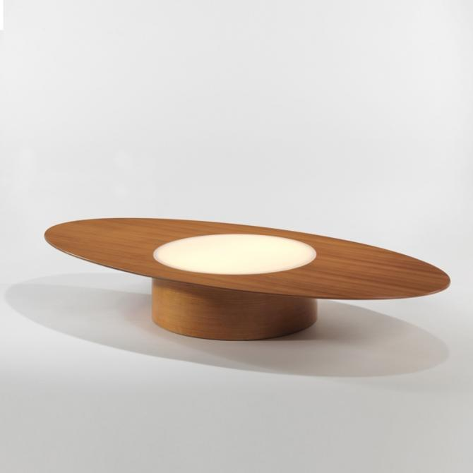 Michel Mortier TG 100 Table Basse Lumineuse / TG 100 Light Low Table