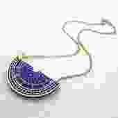 Half Past Necklace Petite [Big Ben Clock Tower]