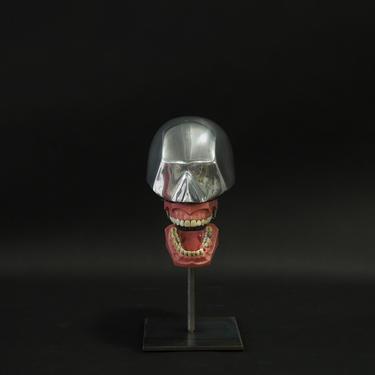 1930's Aluminum Dental Phantom (#3-43)