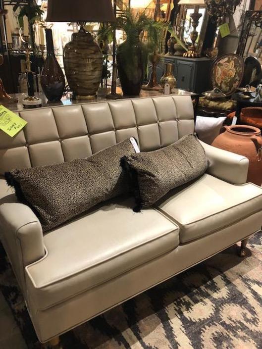 Tufted 1960's Sofa