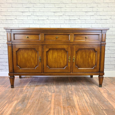Item #147 Customizable Mid-century Neoclassical Sideboard by RenoVista