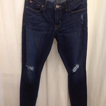 Hudson Size 28 Dark Wash Jeans