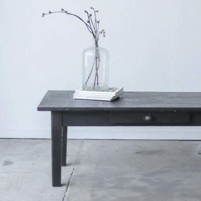 Simple Vintage Coffee Table