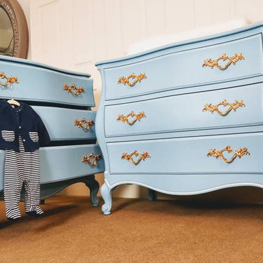 Refinished Vintage, antique and used furniture by Unique by Ruth of Bethesda MD