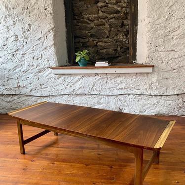 Mid century coffee table Lane coffee table mid century modern coffee table by VintaDelphia