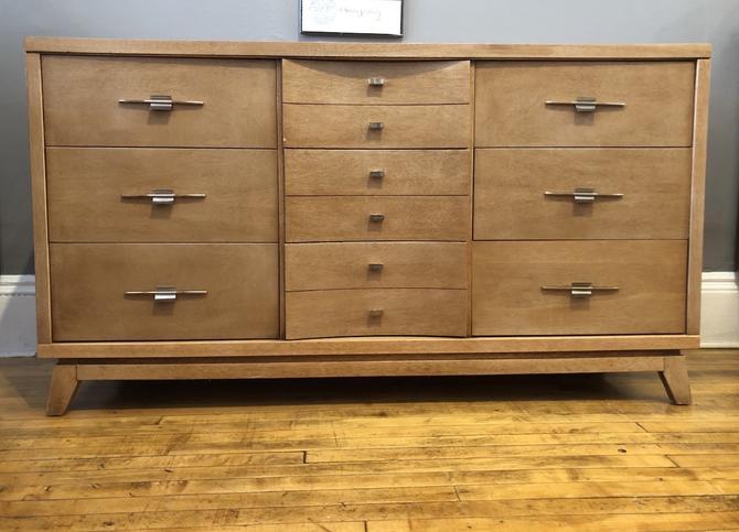 1950's Lowboy Dresser by Hooker Furniture Co.