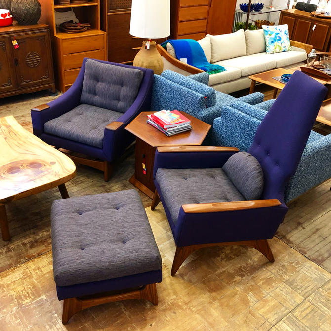 Kroehler Furniture 'american Leisure' Lounge Set