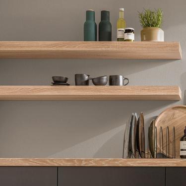 Floating Shelves. Modern Floating Shelves. Wood Wall Shelves. Shelves on Wall. Kitchen Shelves. Modern Wall Shelf. Wall Mounted Shelves. by abdobuilds