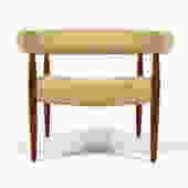 Nanna Ditzel Early Ring Chair by Poul Kolds Savværk