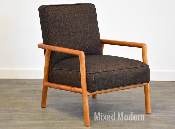 T.H. Robsjohn Gibbings Lounge Chair by mixedmodern1