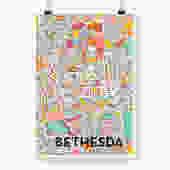 Bethesda Print