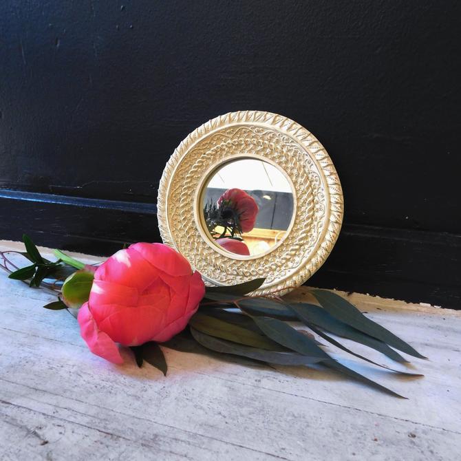 Round Petite Mirror
