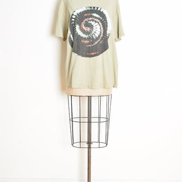 vintage 90s tee NIN nine inch nails Closer to God 1994 t-shirt beige Hanes XL clothing by huncamuncavintage