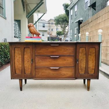 MID CENTURY MODERN Stanley Credenza/Dresser/Media Stand/Bathroom Vanity/Changing Table #LosAngeles by HouseCandyLA