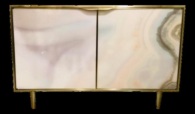 Caracole Modernv-Agate Cabinet