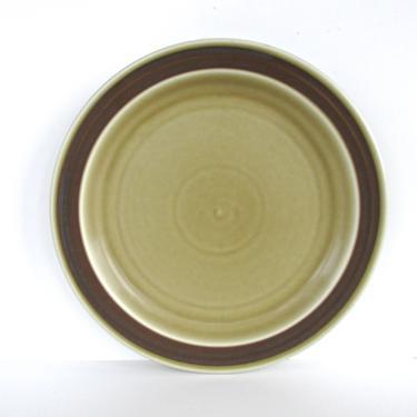 Vintage Stavangerflint Finse Dinner Plate, 1960s Scandinavian Designer Kare Bervern Fjeldsaa, Norway Stoneware Dinner Plate by HerVintageCrush