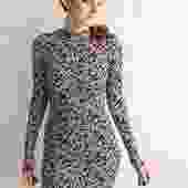 Isabel Marant Etoile Printed Mini Dress, Size 34