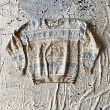 Vintage Robert Bruce American Collection Union Made Sweater USA by NorthGroveAntiques