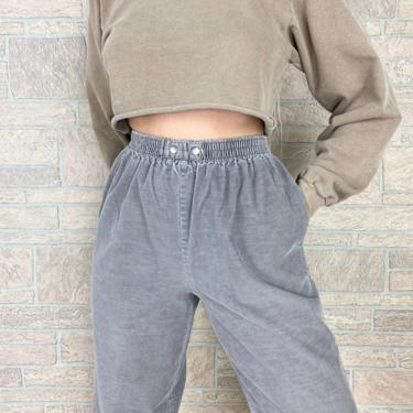 Levi's Corduroy Pull-On High Rise Pants / Size 26 27 by NoteworthyGarments