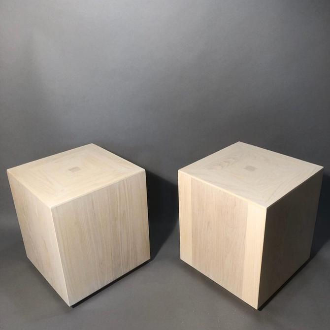White Ash Square Table by Stage6