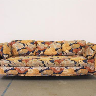 Mid-Century Modern Milo Baughman Style Sofa by AnnexMarketplace