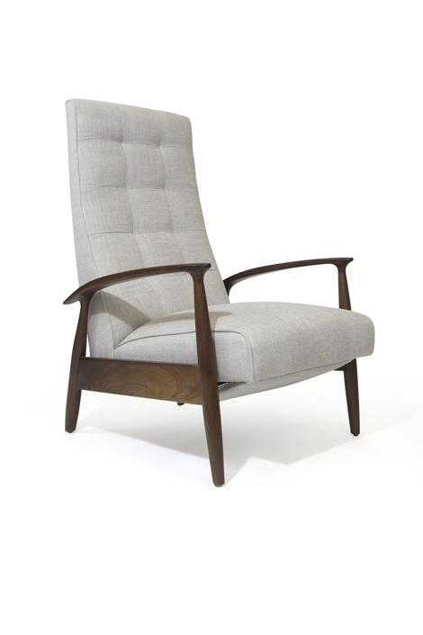 Milo Baughman for Thayer Coggin Recliner Lounge Chair