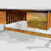 Brazilian Rosewood Desk