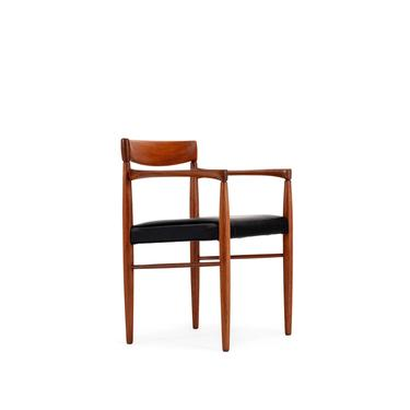 H.W. Klein for Bramin Teak Desk Chair / Side Chair, Norway by ABTModern