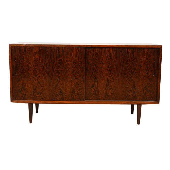 Condo-Sized 55″ Sideboard / Media Cabinet in Rosewood (Copy)