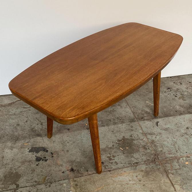 Oscar Stonorov and Willo von Moltke Organic Design Coffee Table